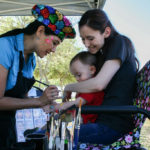 Face Painting at Vermonte Park