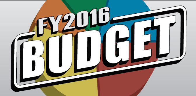 Council receives FY16 City Manager Recommended Budget