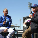 George Brett and Jim Sundberg