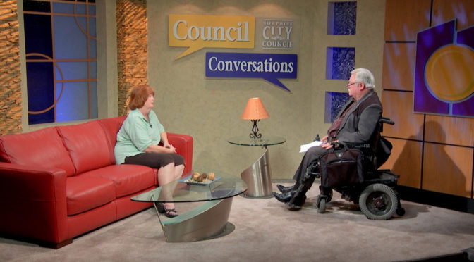 Council Conversation: Relay For Life