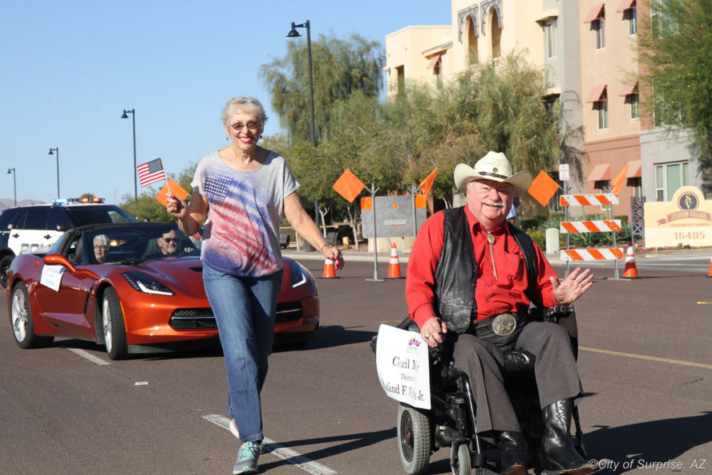 2nd Annual Veterans Day Parade