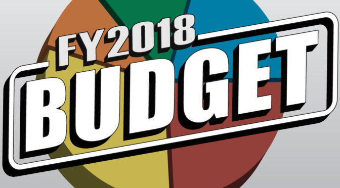 City begins FY18 budget discussions Feb 7