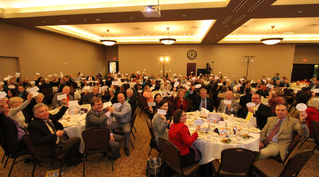 State of the City guests