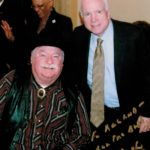 Councilmember Winters with US Senator John McCain