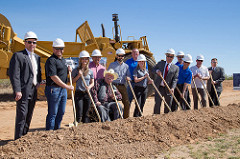 Rancho Mercado Groundbreaking