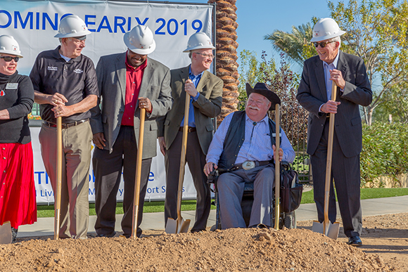 Groundbreaking at the Colonnade expected to be complete in December 2018