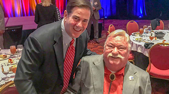 Gov Ducey and Councilman Winters 2018