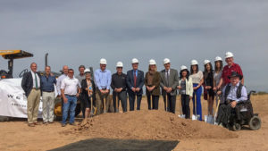 Group breaking ground at Trimaco