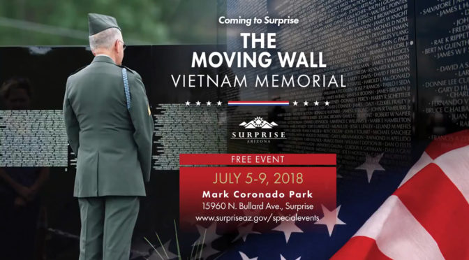 Council Conversations – The Moving Wall Vietnam Memorial